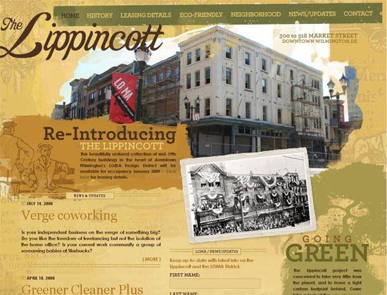 The Lippincott - screen shot.