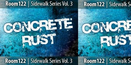 Sidewalk Series Vol. 3 Concrete Rust - screen shot.