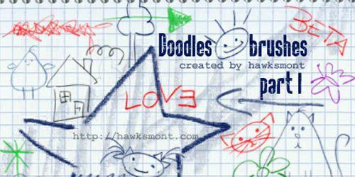 Doodles - screen shot.