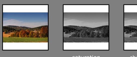 Black & White Cheatsheet For Photoshop - screen shot.