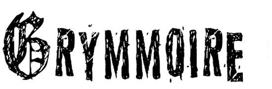 Grymmoire - preview.