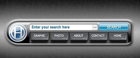 Volkswagen Inspired Navigation - screen shot.