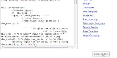 How to Modify WordPress Theme - screen shot.