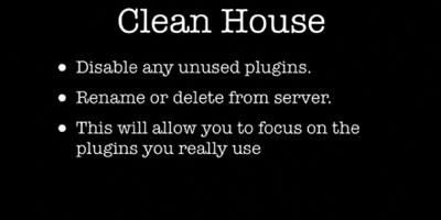 Best Practices for Upgrading WordPress - screen shot.