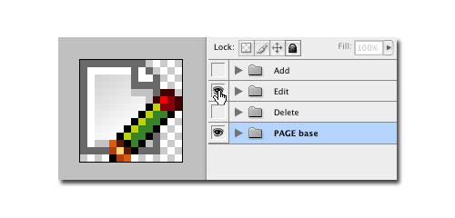 Design Mini Icons - screen shot.