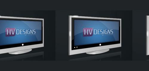 LG LCD Monitor Icon - screen shot.