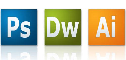 Adobe Photoshop CS3 Style Icons - screen shot.