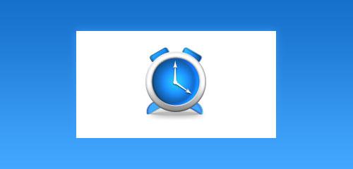 Clock Icon - screen shot.