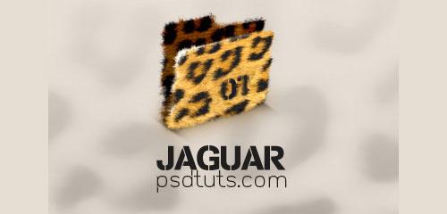 Create a Jaguar Style Folder Icon - screen shot.