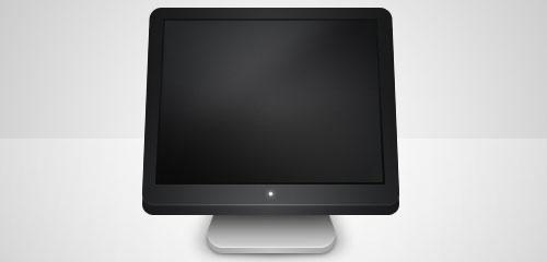 Computer Icon Tutorial - screen shot.