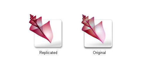 Adobe Bridge Icon - screen shot.