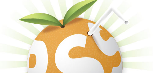 Juicy RSS Feed Icon - screen shot.