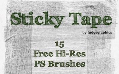 Sticky Tape - screen shot.