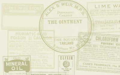 Antique Labels I - screen shot.