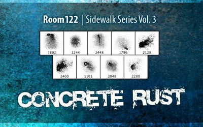 Concrete Rust - screen shot.