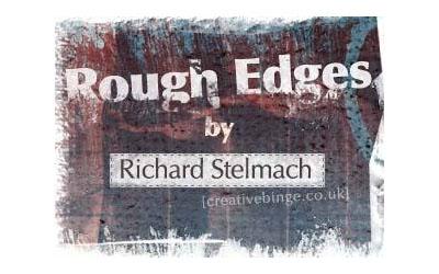 Rough Edges - Photoshop Brush Set - screen shot.