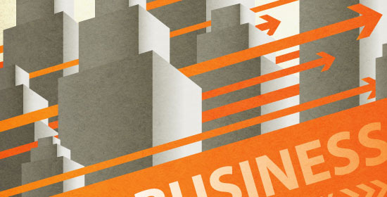 Design a Business Report Cover - preview.