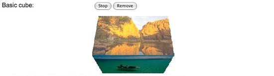 ImageCube - screen shot.