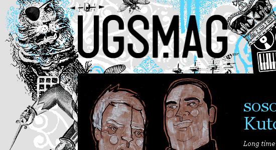 UGSMAG - screen shot.
