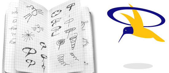 Step-by-step logo - screen shot