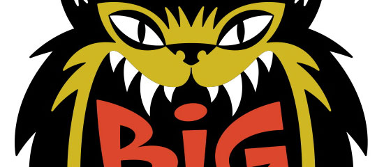 Big Bocca - Illustrative Logo - screen shot.