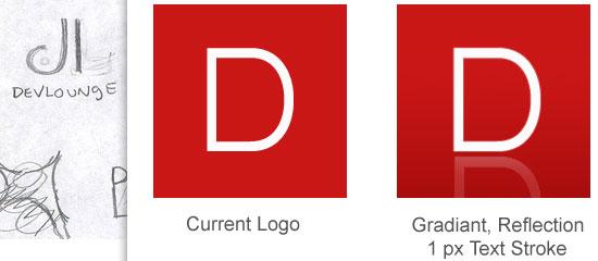 Constructing the Perfect Logo - screen shot.