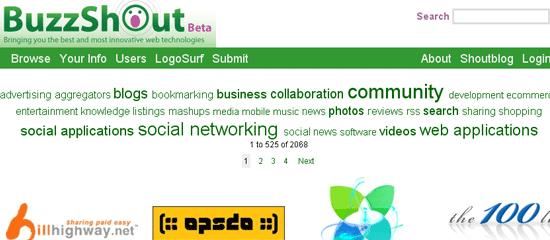 LogoSurf - screen shot.