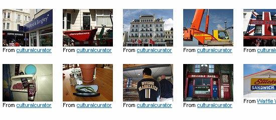 Brands, Marks & Logos - screen shot.