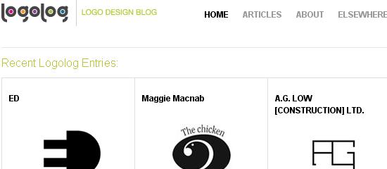 Logolog - screen shot.