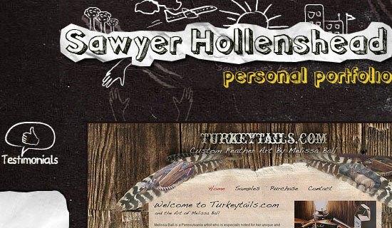 Sawyer Hollenshead - screen shot.