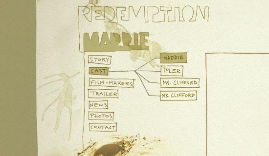 Redemption Maddie - screen shot.