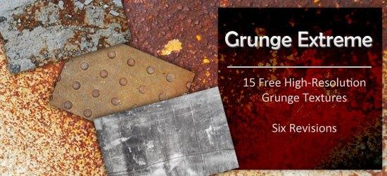 Grunge Extreme Leading Image.