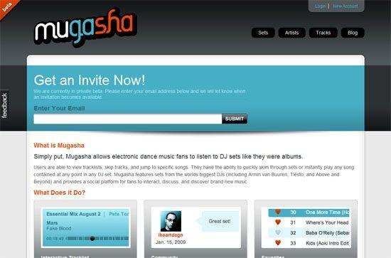 Mugasha screen shot.