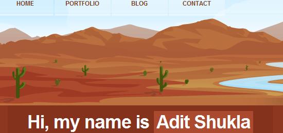 Adit Shukla