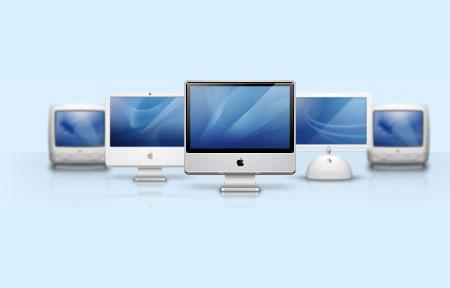 iMac Generations V2