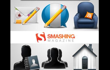 Web Developer Icons Set