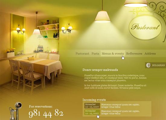 Pastorant Restaurant