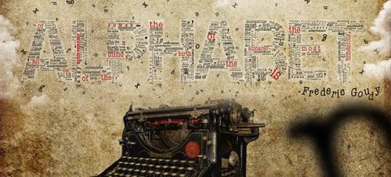 Typographic Concept Poster