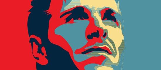 Vector Political Poster