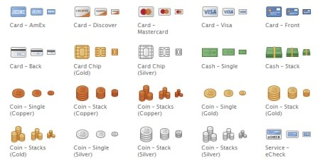 Chalkwork Payment Icons