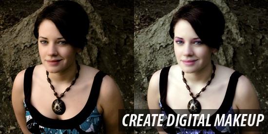 Create Digital Makeup