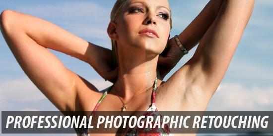 Professional Photographic Retouching