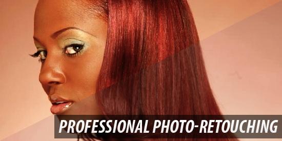 Professional Photo-Retouching