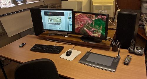 Mr billiam's Desk