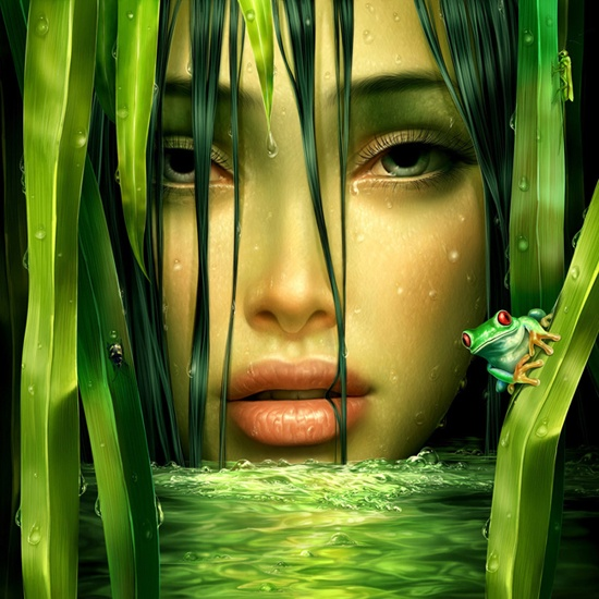 Sadness by Tang Yuehui