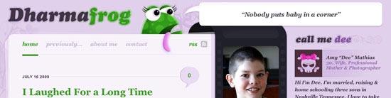 Dharma Frog