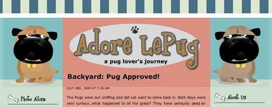 Adore Le Pug