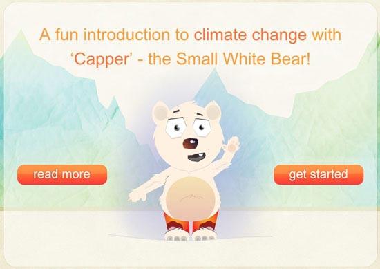Small White Bear