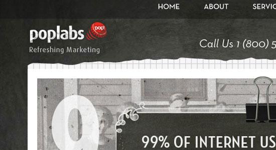 50 Kick-Ass And Creative Dark Website Designs