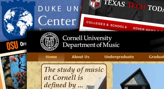 17 Popular Universities That Are Using WordPress